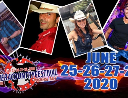 NEWS DAL VOGHERA COUNTRY FESTIVAL 2020