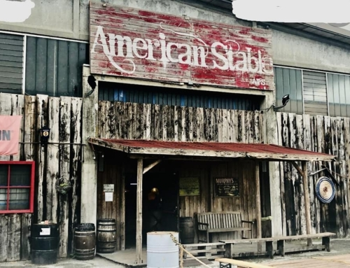 ADDIO ALL'AMERICAN STABLE DI VIDIGULFO